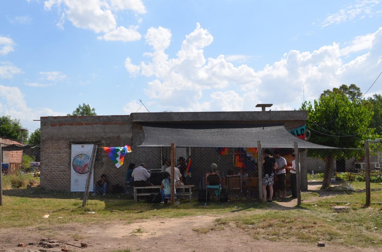 """Comunidad Tupí Guaraní """"Cacique Hipólito Yumbay"""" de la localidad de Glew partido de Almirante Brown provincia de Buenos-Aires"""